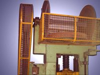 Friction Screw Press 50 tons capacity