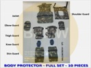Anti Riot Full Body Protector